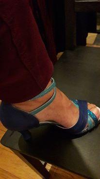 Kikita en azul