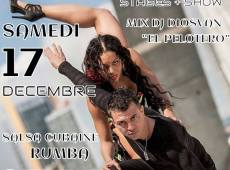 Samedi 17 décembre à 21h30 à Saint Martin le Vinoux