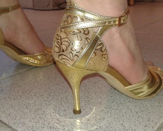Gina miniprizzo oro