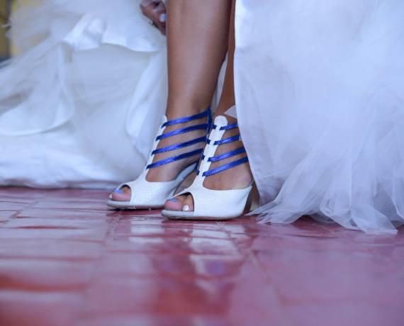 Les chaussures de Vicky