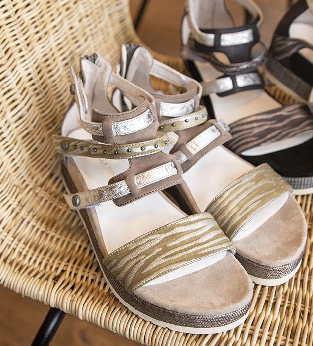 Sandales plateforme Calvi