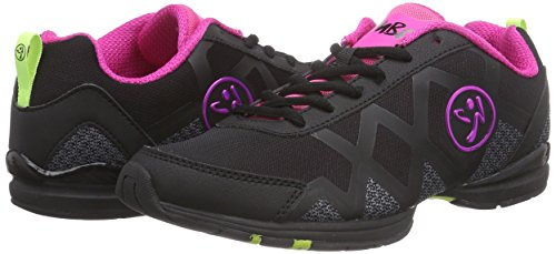 Zumba Air Classic Remix, Chaussures de Fitness Femme - Rose (Pink), 42 EU (10 UK)Zumba