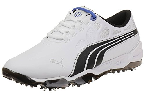 Puma BioFusion Tour SL Leather Men Golfschuhe Golf 188399 02 white