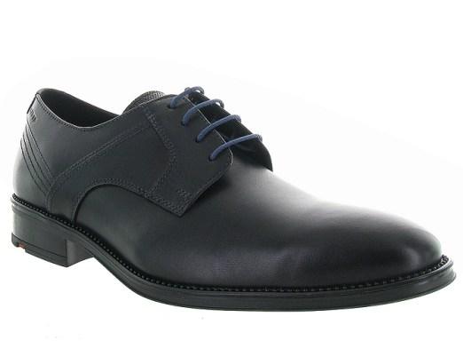 Lloyd chaussures a lacets gala noir4407902_1