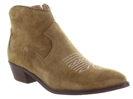 Alpe bottines et boots 4578 marron4596201_1