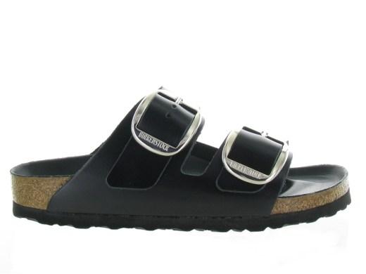 Birkenstock nu pieds arizona big buckle noir4599901_2