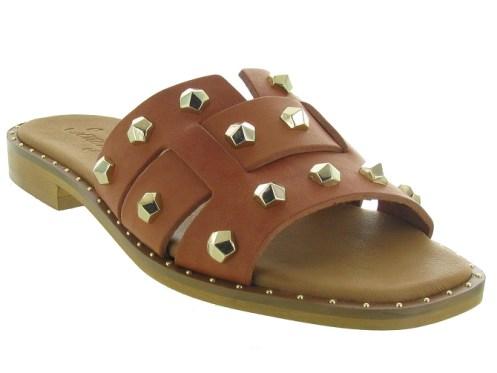 Semerdjian nu pieds silvia marron4734601_1
