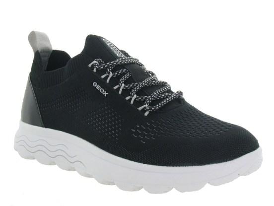 Geox baskets et sneakers u15bya spherica noir4746302_1