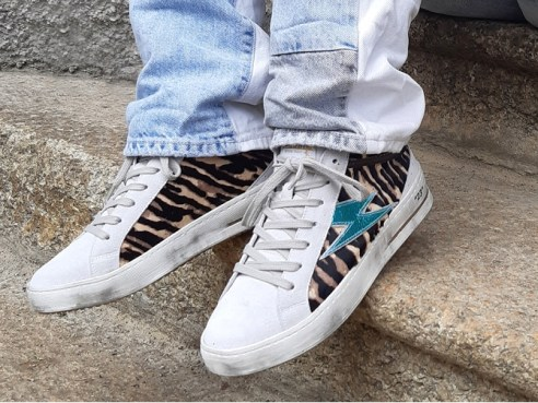 Semerdjian baskets et sneakers ciello 6271 zebre4792401_1