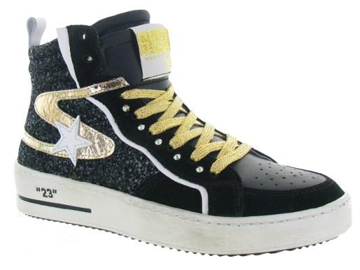 Semerdjian baskets et sneakers maral 4571 noir4792701_1