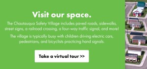 Visit Our Space Banner