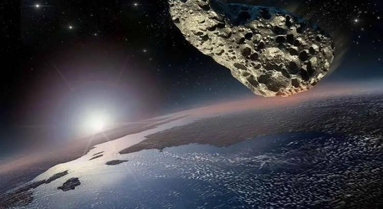 O asteroide '2009 JF1'