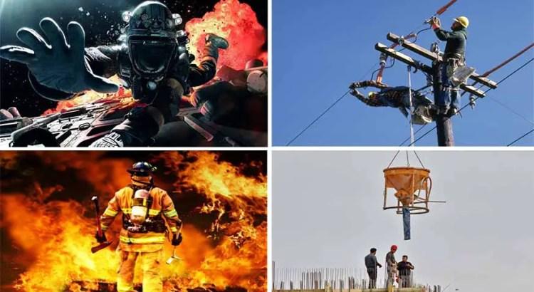 Quais são 9 Profissões mais perigosas do mundo?