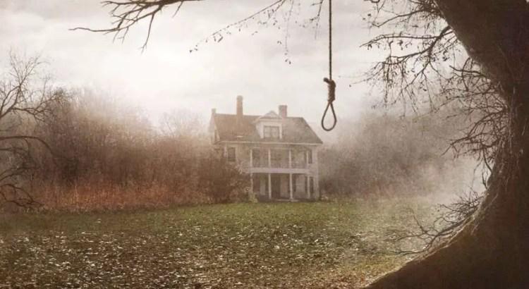 O dono da casa real de invocação do mal diz que a casa ainda está assombrada