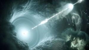 Astrônomos detectam um objeto misterioso cruzando a Via Láctea