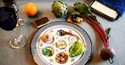 It's Passover time! How To Do A Seder Plate