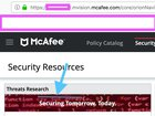 McAfee, the anti-semite?