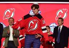 Jack Hughes is the first Jewish hockey player to be drafted No. 1 overall by the NHL