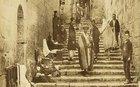 A glimpse of 19th century Jerusalem