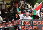 Violent BDS activists assault Israeli film festival attendees in Berlin
