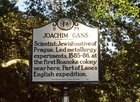 Joachim Gans, the First Practicing Jew to Set Foot in North America, Finally Gets His Due