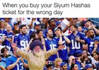 Hadran aluch the Giants season