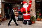 Christmas Envy—in Israel