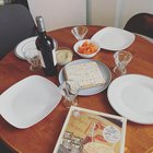 first time having a (zoom) seder in my own apartment