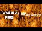Happy Passover! This is my story of G-d protecting me in a fire!