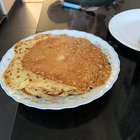 Our K4P French crepes were actually a huge success!!