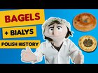 Bagel is from Poland, not New York (History of Bagels and Bialys)