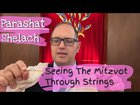 Parshat Shelach Seeing The Mitzvot Through Strings