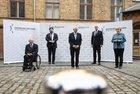 Merkel slams anti-Semitism 'disgrace' on Jewish group's 70th