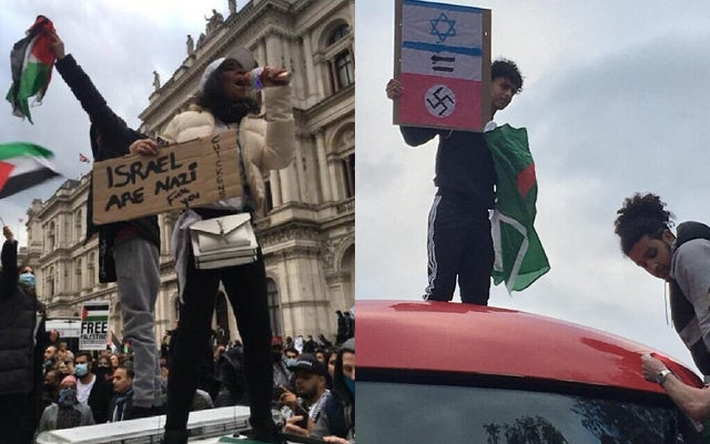 250 percent rise in UK antisemitic incidents amid Israel-Palestine violence