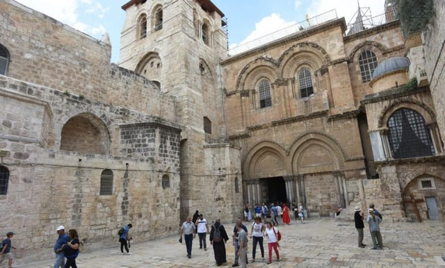 Armenian priest injured in attack by Jewish youth in Jerusalem