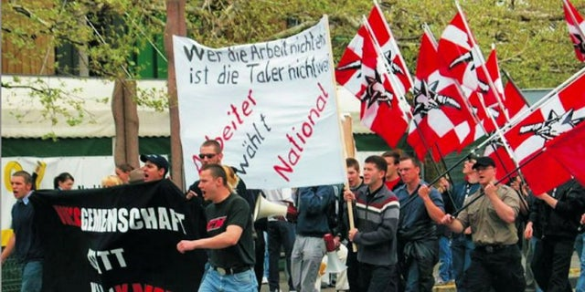 Swiss Neo-Nazi Fined for 'Outrageous' Antisemitic Speech Accusing Jews of Starting Two World Wars