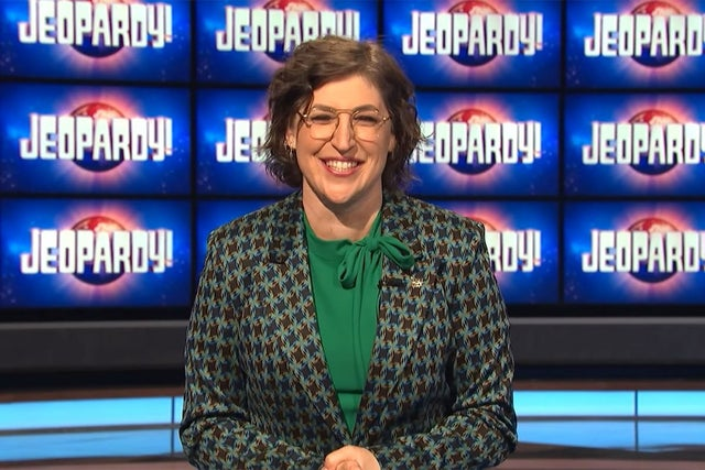 Mayim Bialik's Jewish Family Inspired Her to Guest-Host 'Jeopardy!'