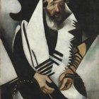 Marc Chagall - The Praying Jew (1923)