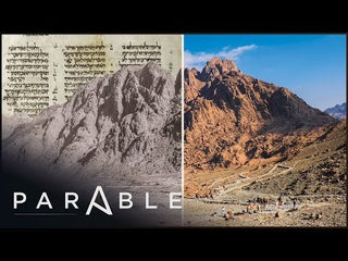 """""""Where Is The Real Mount Sinai?"""" (Parable - Religious History Documentaries)"""