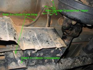 Sub tank issues! Earth strap?  Patrol 4x4  Nissan Patrol