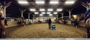 manege chevaux