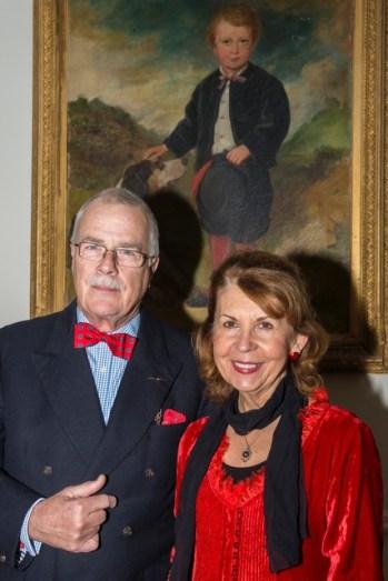 Charles and Sue Ferguson.