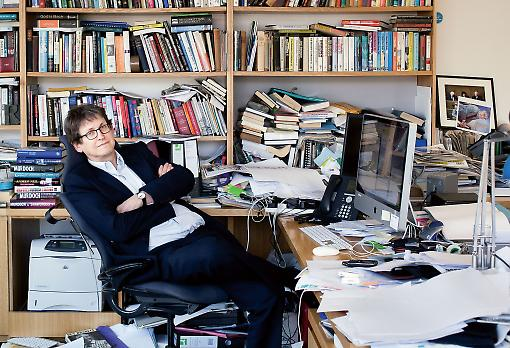 Alan Rusbridger, Guardian