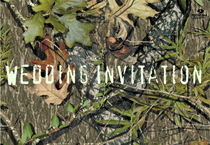 Camo Wedding Cake Lovely How To Stuff Invitations 13 Free Printable Western