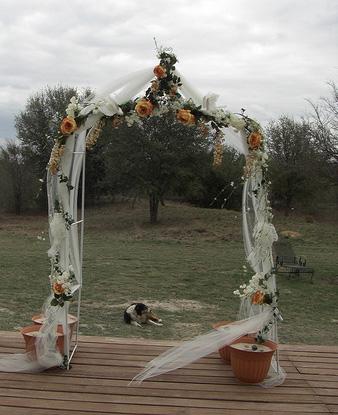 Wedding Chuppah Arch Ideas Decorating