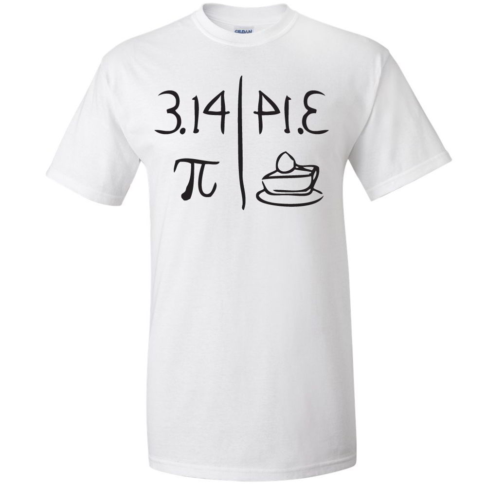 Pi And Pie Day Cool Funny Tees Youth Boys Girls School