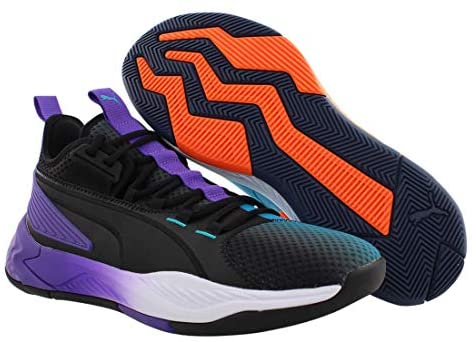 PUMA Mens Uproar Hybrid Court ASG Fade Basketball Casual Shoes, Norfolk, Virginia