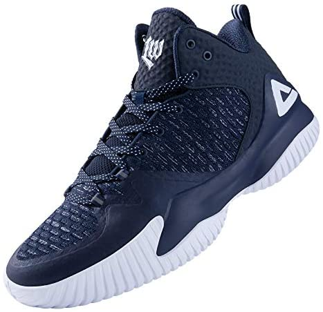 PEAK High Top Mens Basketball Shoes Lou Williams Streetball Master Breathable Non Slip Outdoor Sneakers Cushioning Workout Shoes for Fitness Springfield, Illinois
