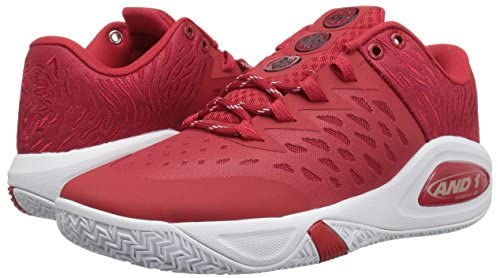 AND 1 Men's Attack Low Basketball Shoe Pearland, Texas