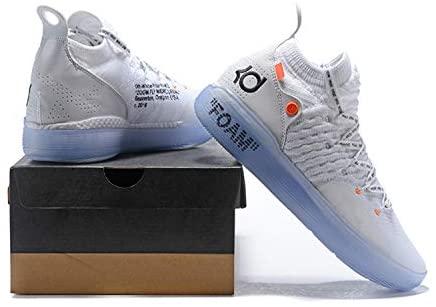 vx Men's KD 11 Low top Basketball Shoes Professional Basketball Shoes Sports Shoes Kansas City, Kansas